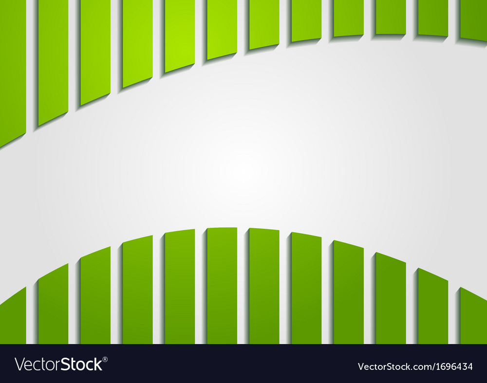 Colourful abstract green backdrop