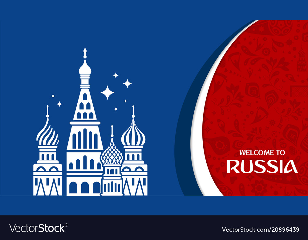 Welcome to russia design template