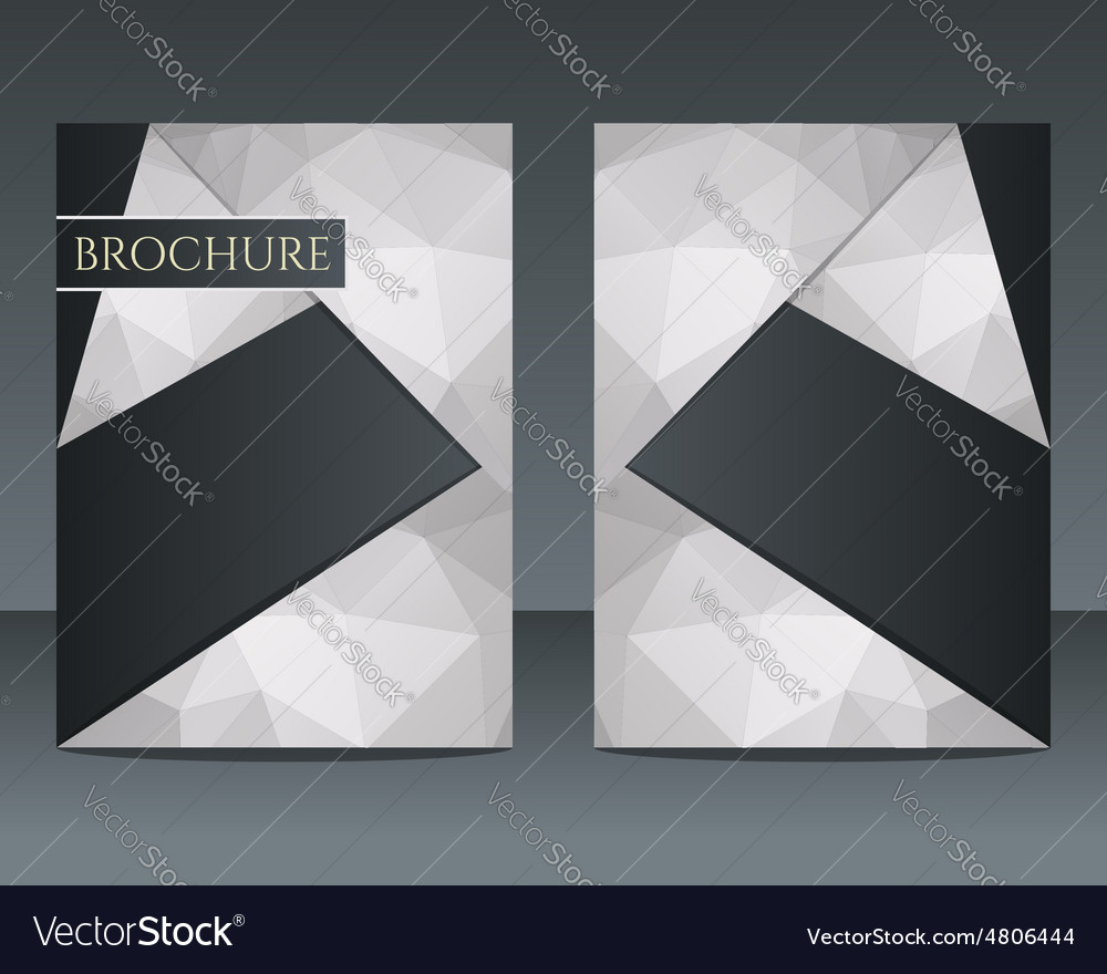 Brochure and flyer a4 size design template Best