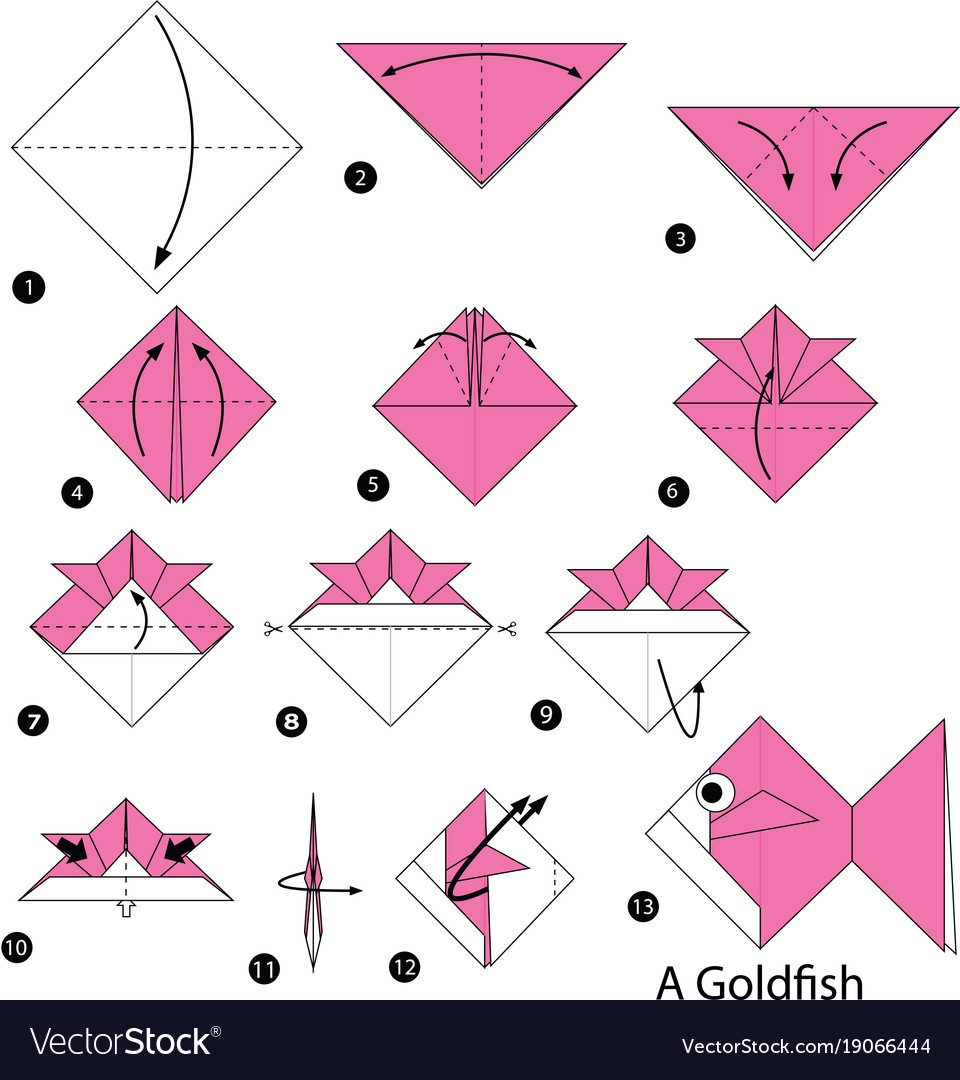 Bear easy origami instructions part 2 | Basic origami, Origami ... | 1080x960