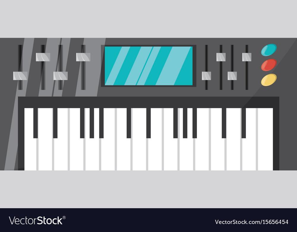 Musical keyboard technology