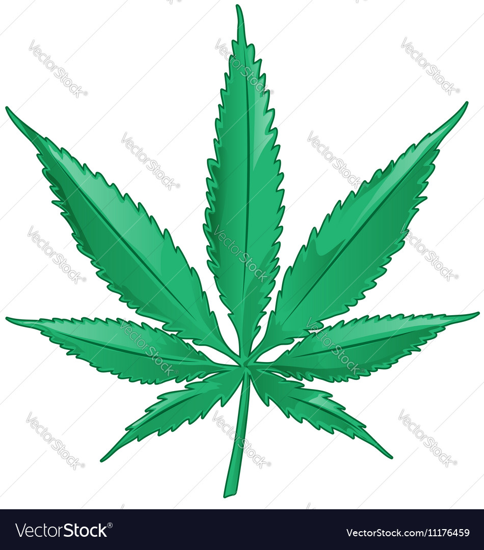 marijuana cartoon royalty free vector image - vectorstock