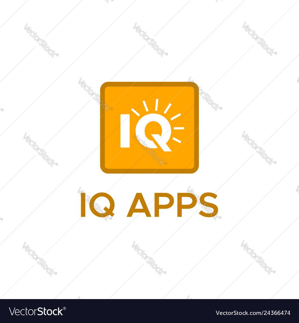 Iq app logo