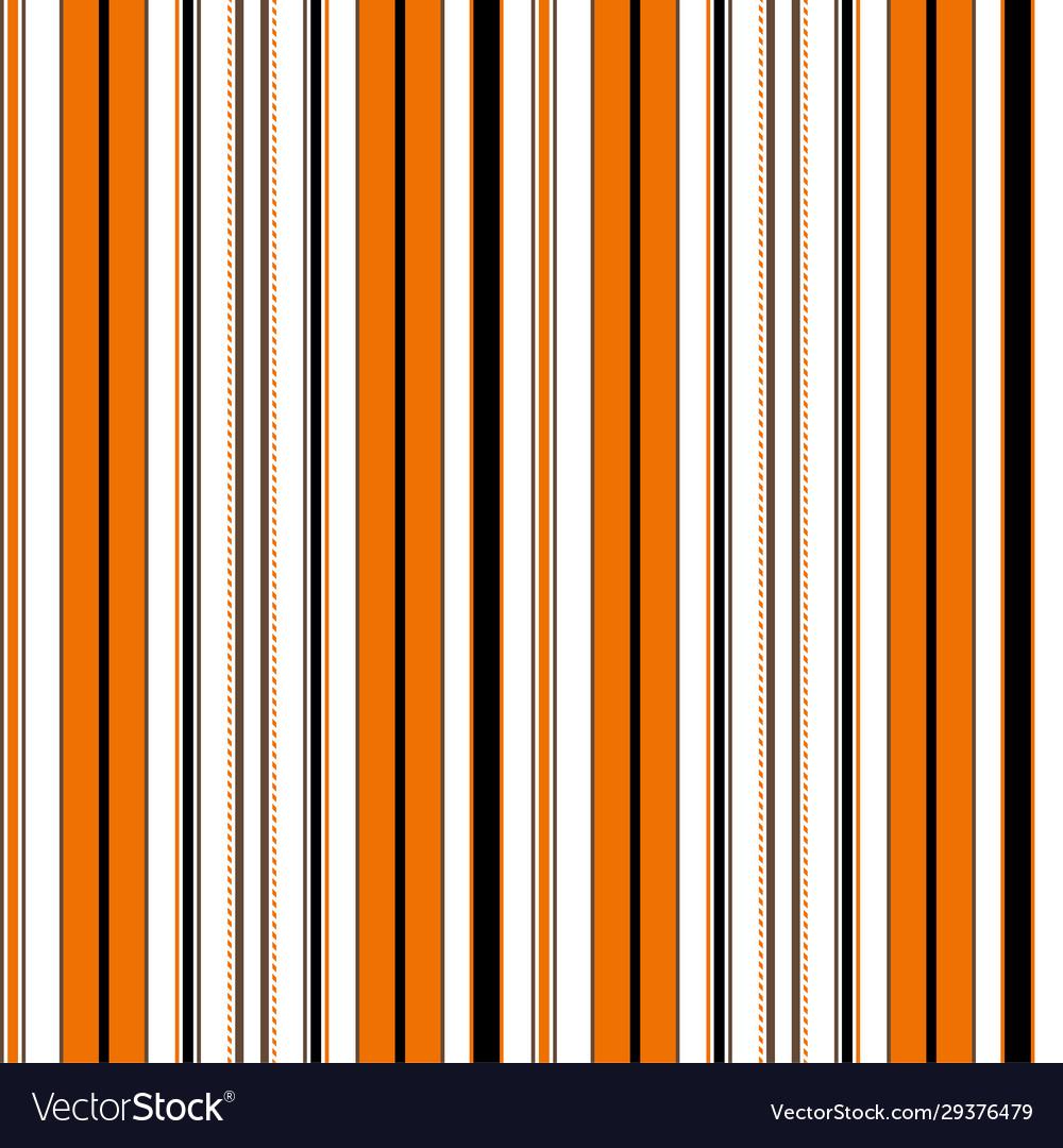 Halloween stripe seamless pattern