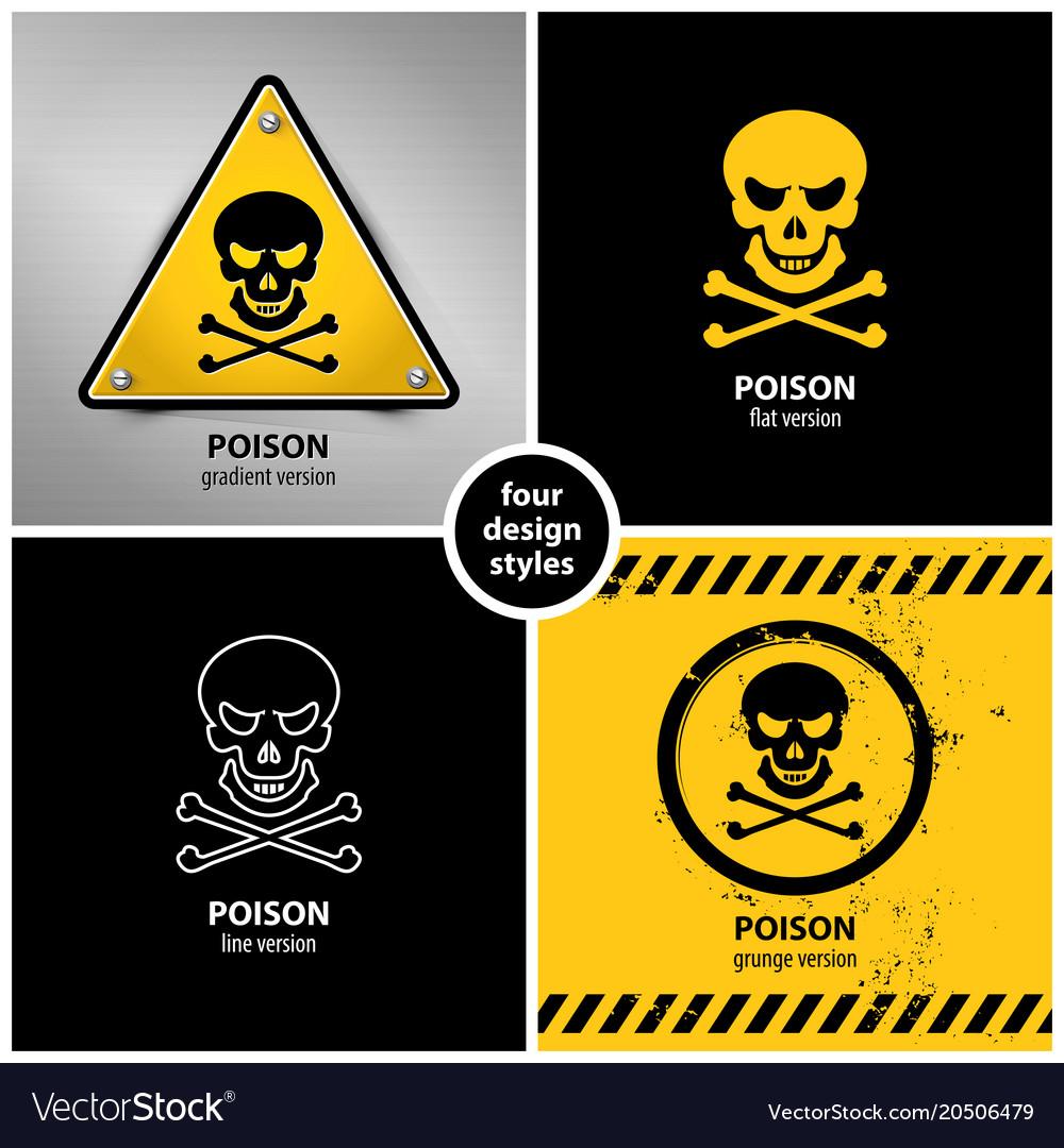 Set of poison symbols