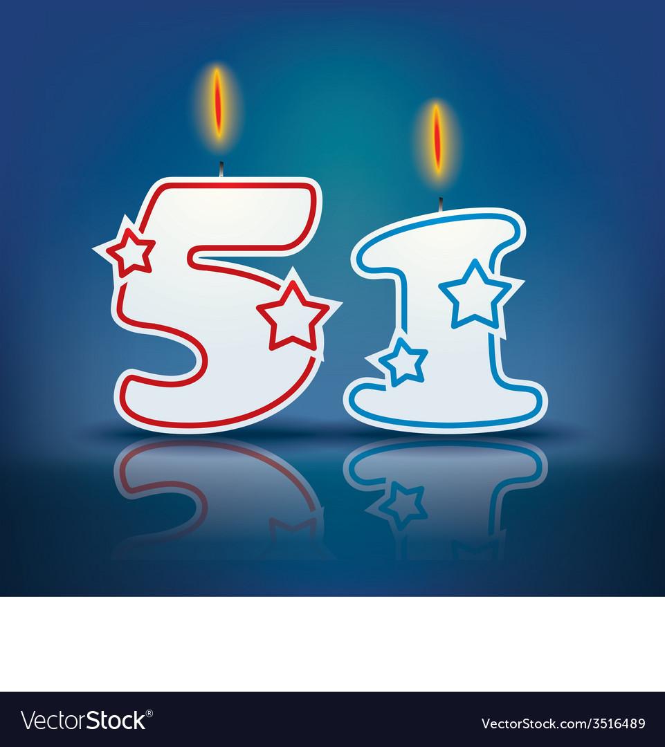 Открытки с день рождения 51 год