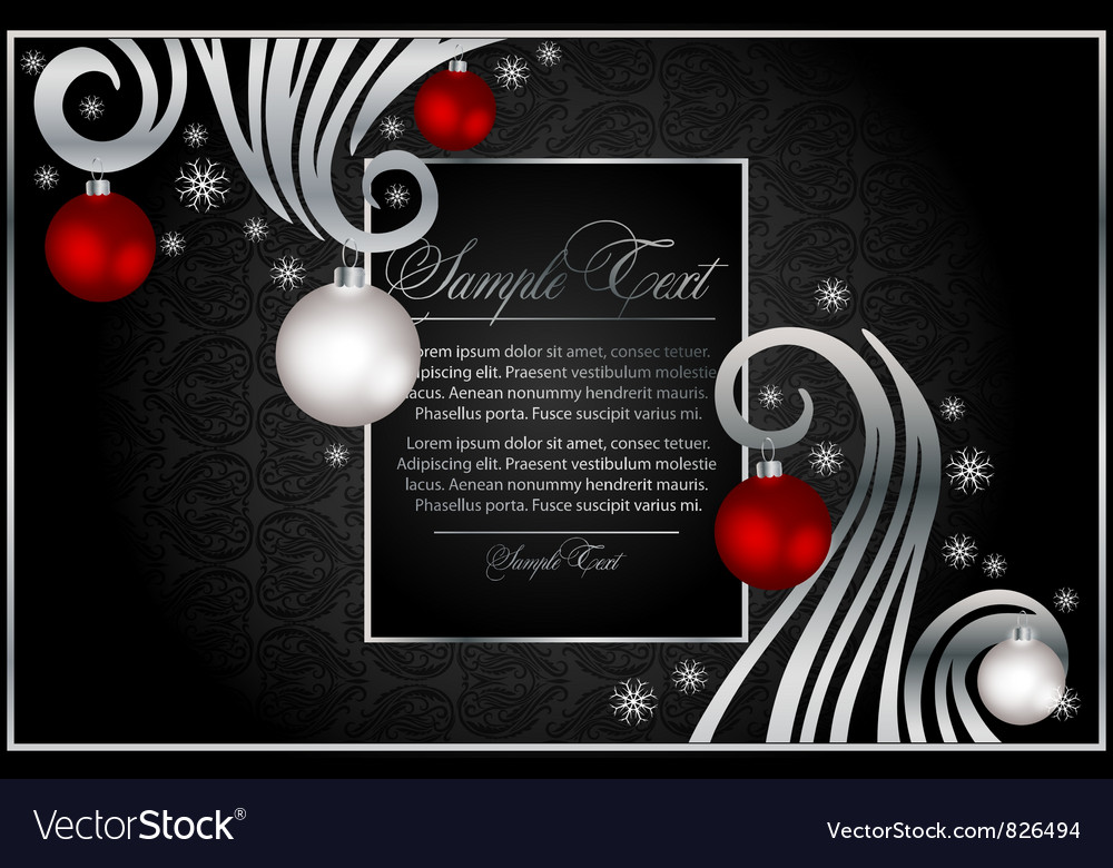 Vintage background for design vector image