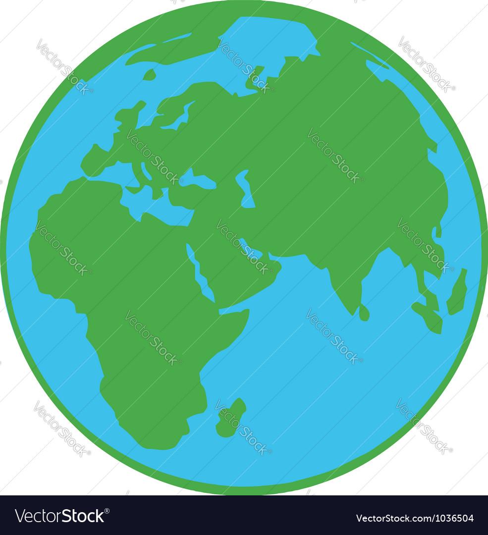 planet earth cartoon character royalty free vector image rh vectorstock com cartoon of the day cartoon of the day