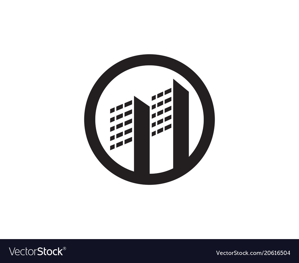 Property and construction logo design for