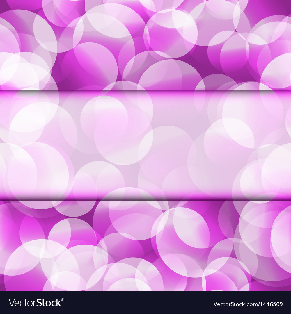 Abstract seamless purple frame