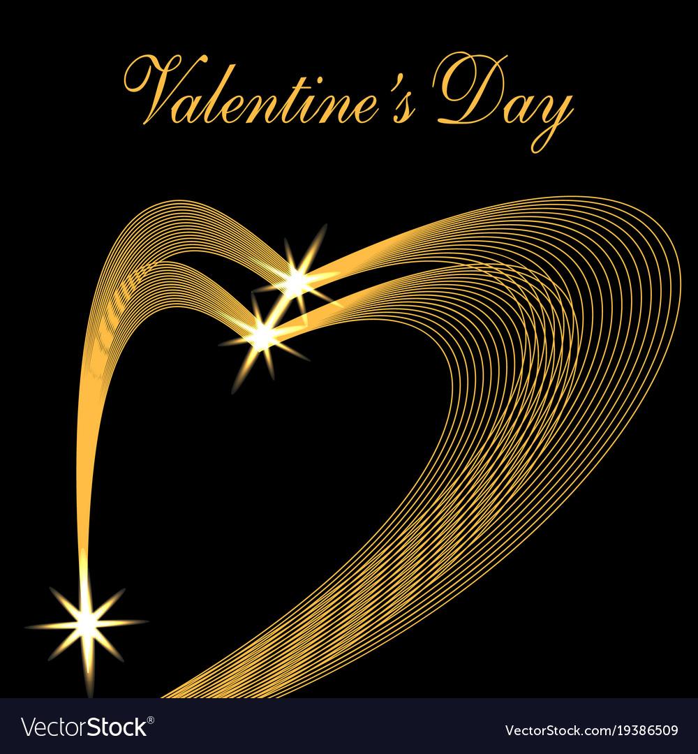 Valentine s day congratulatory inscription two