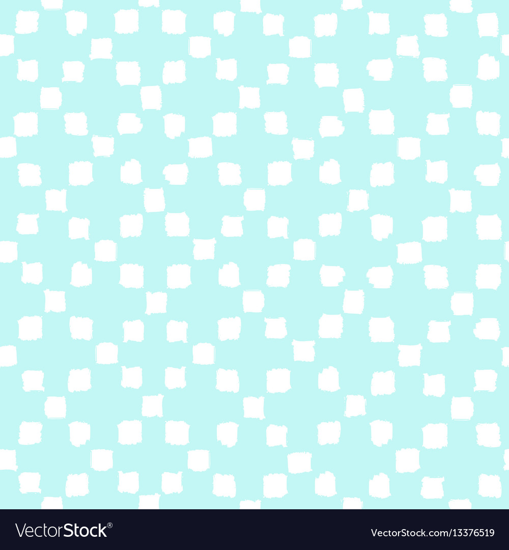 Beautiful geometric paint seamless pattern vec
