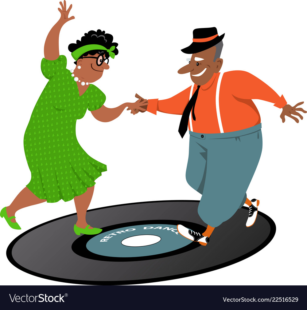 Dancing on a record