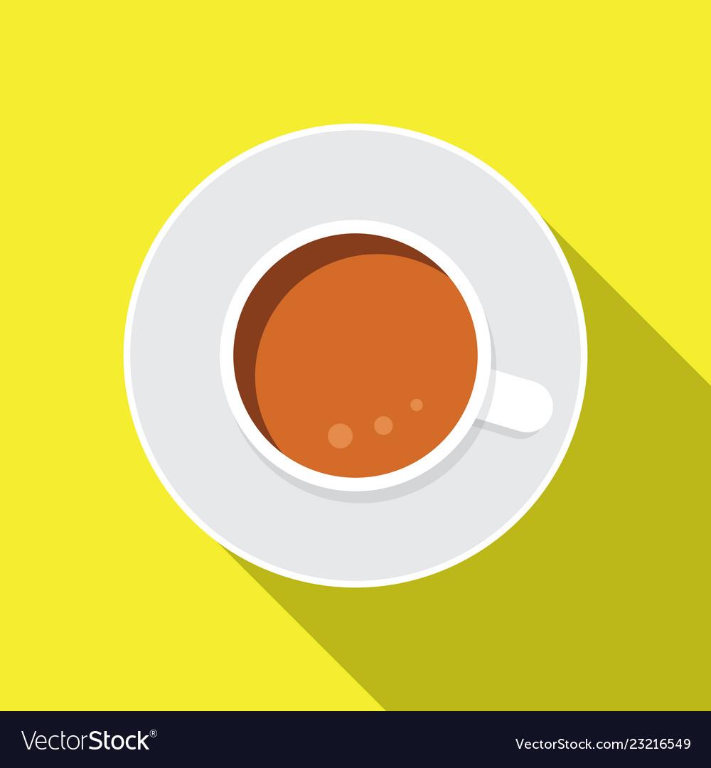 Coffe flat icon