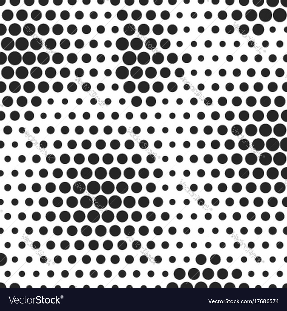 Abstract dotted halftone background decorative