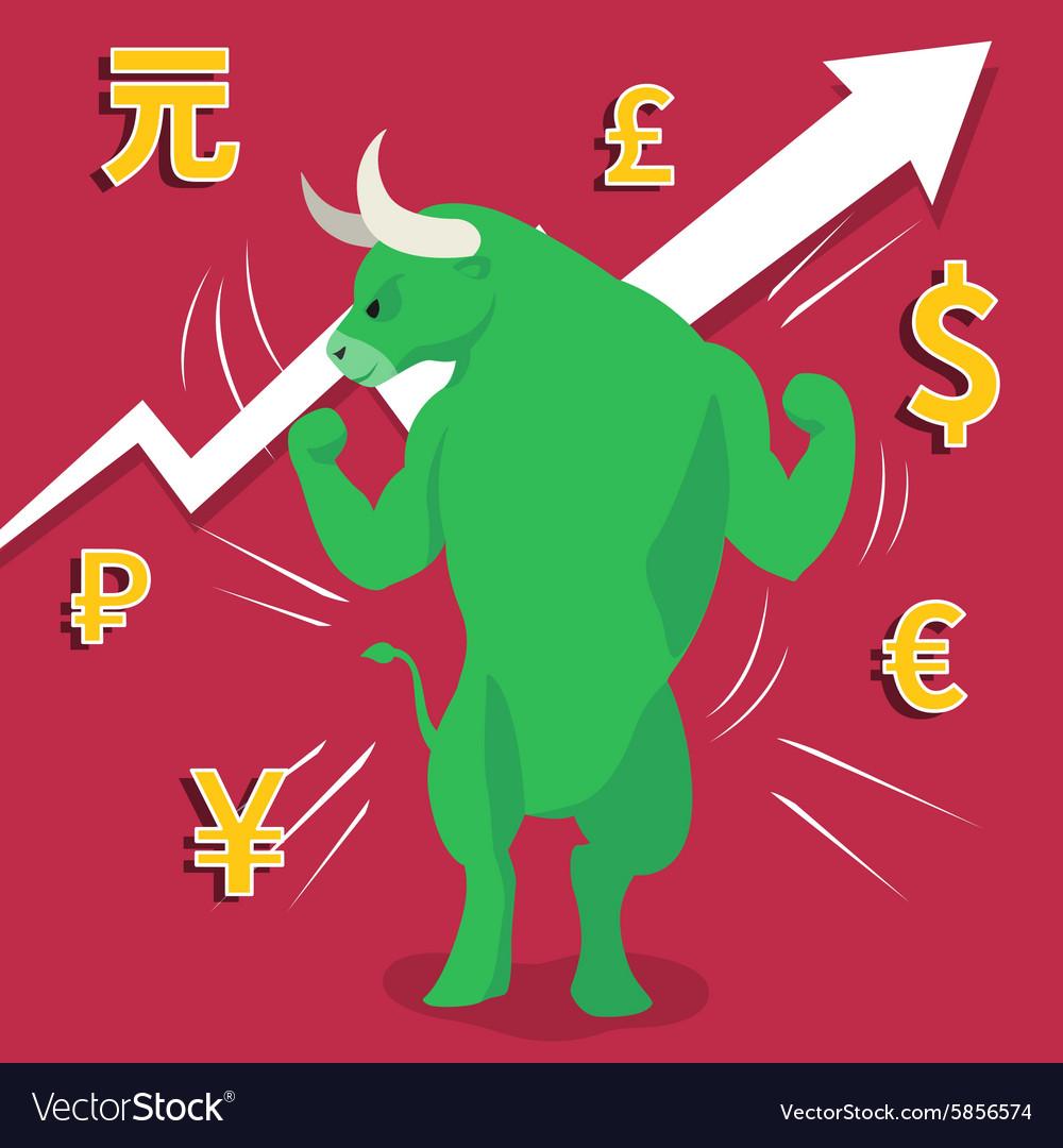 Bull market presents uptrend stock market