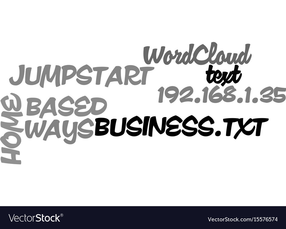 Ways to jumpstart your home based business text