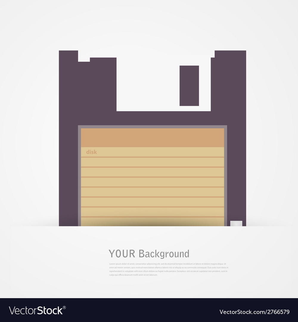 Modern flat icons collection