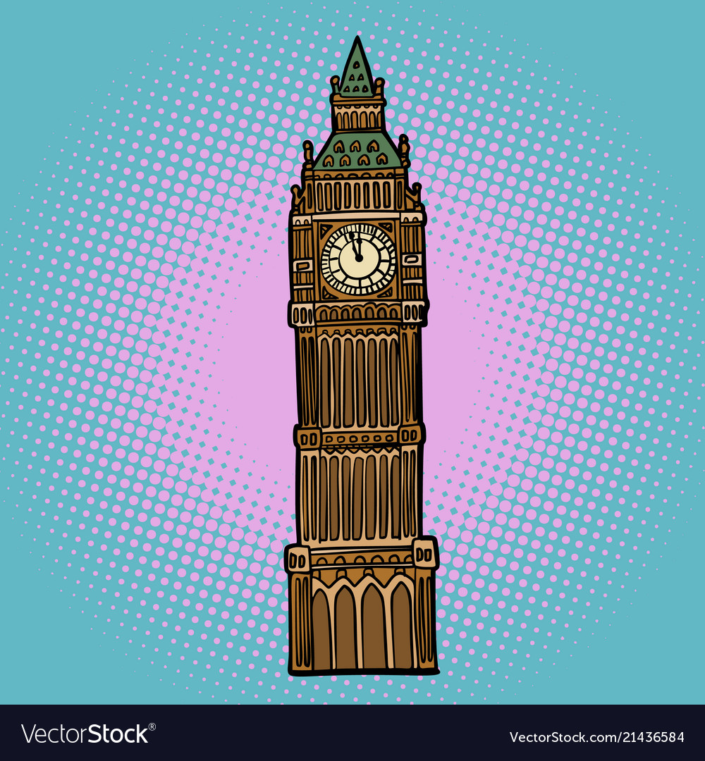 London big ben watch
