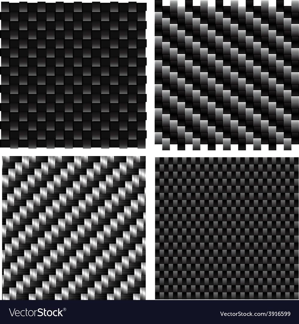 Carbon pattern set