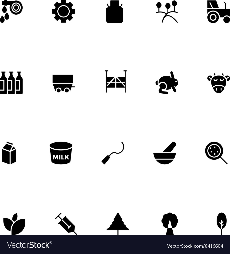 Agriculture Icons 5
