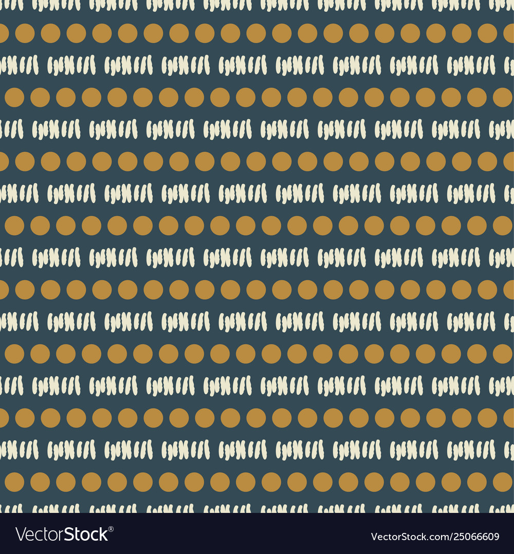 Blue geometric seamless pattern texture