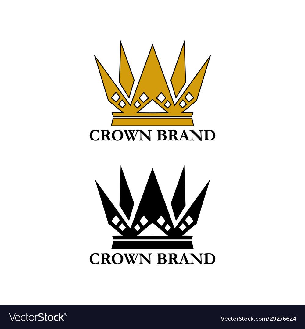 Royal crown set