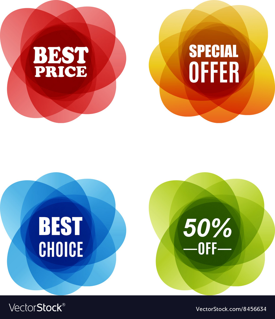 Special Offer best choice and Best Price Marks