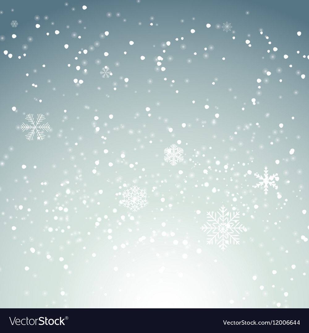 Abstract Christmas and New Year Wave Background vector image