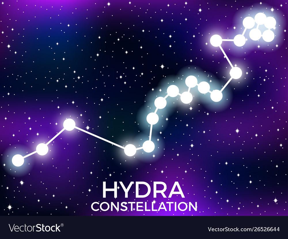 Fantasy Art Constellation Hydra