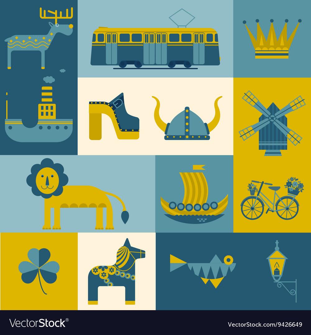 Symbol for stockholm