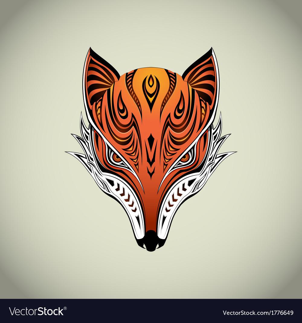 Tribal Fox 1