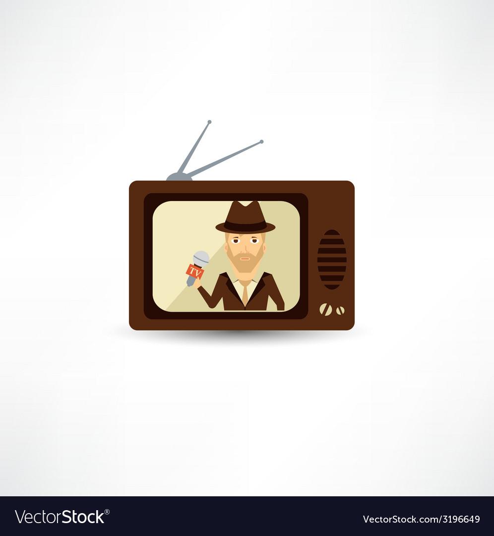 TV journalist acts in direct effire