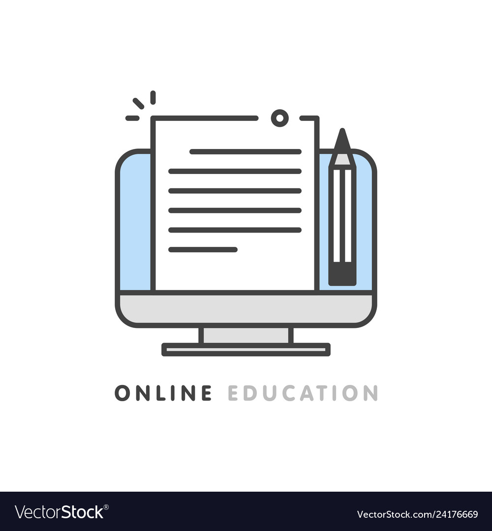 Online education creative writing and