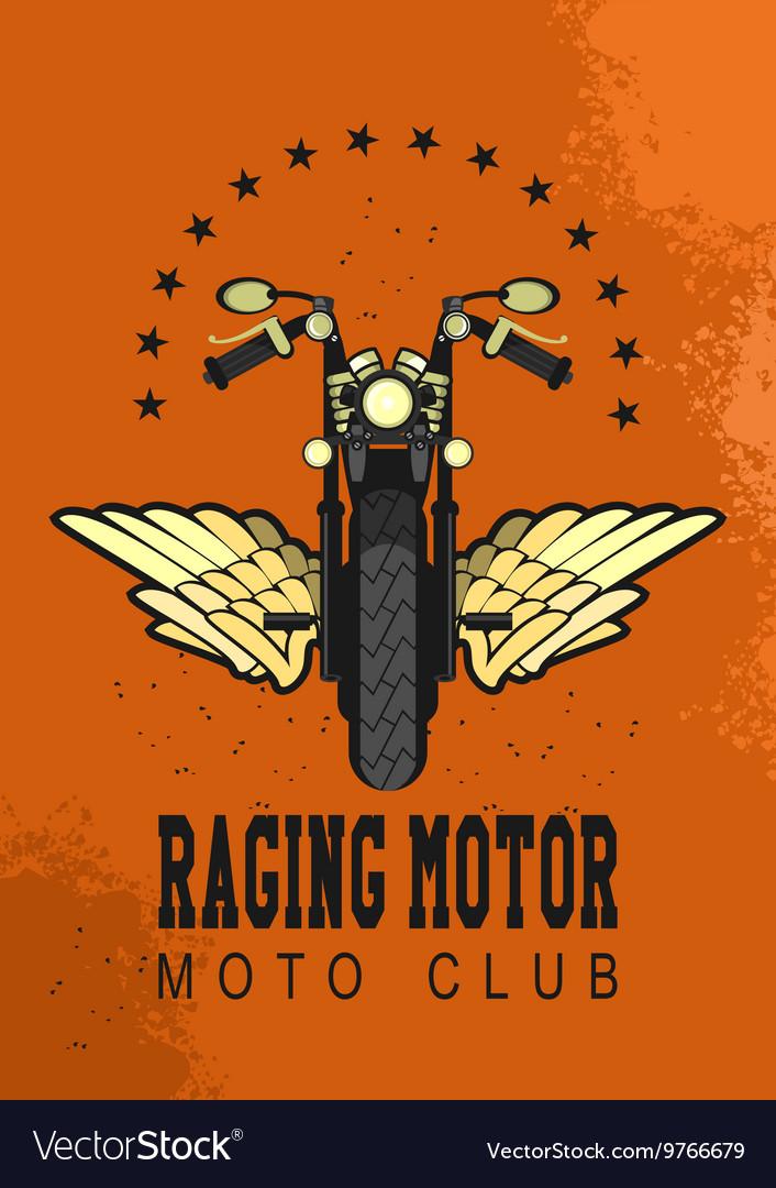 Logo moto club