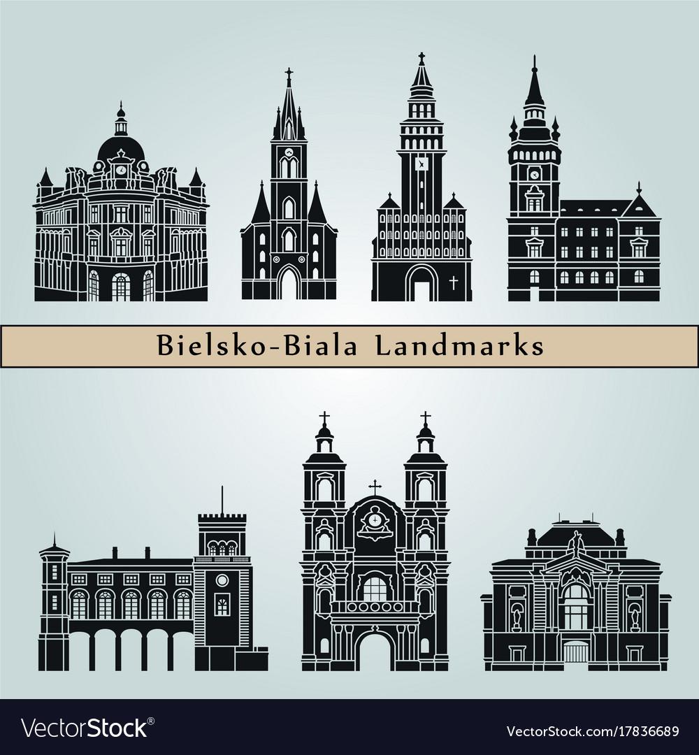 Bielsko-biala landmarks