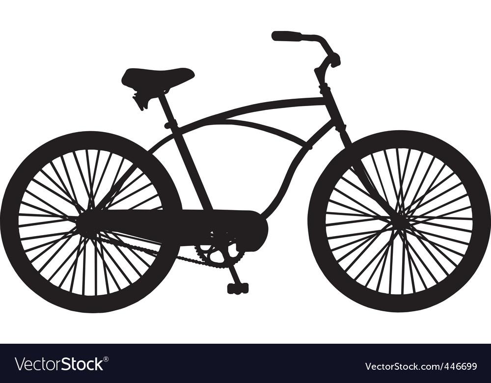Cruiser bicycle