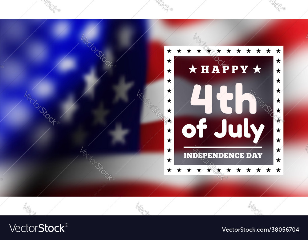 Congratulations on americas independence day