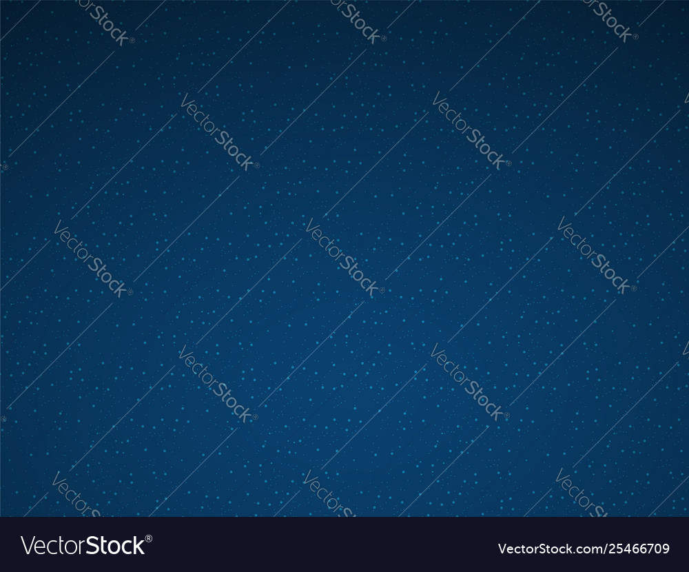 Stars background night sky seamless pattern vector