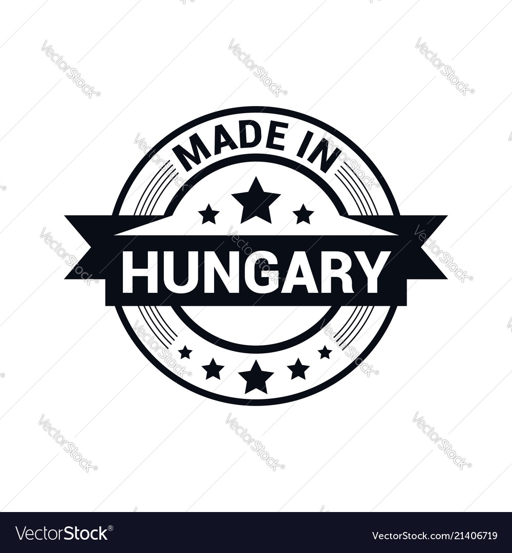 Hungary stamp design