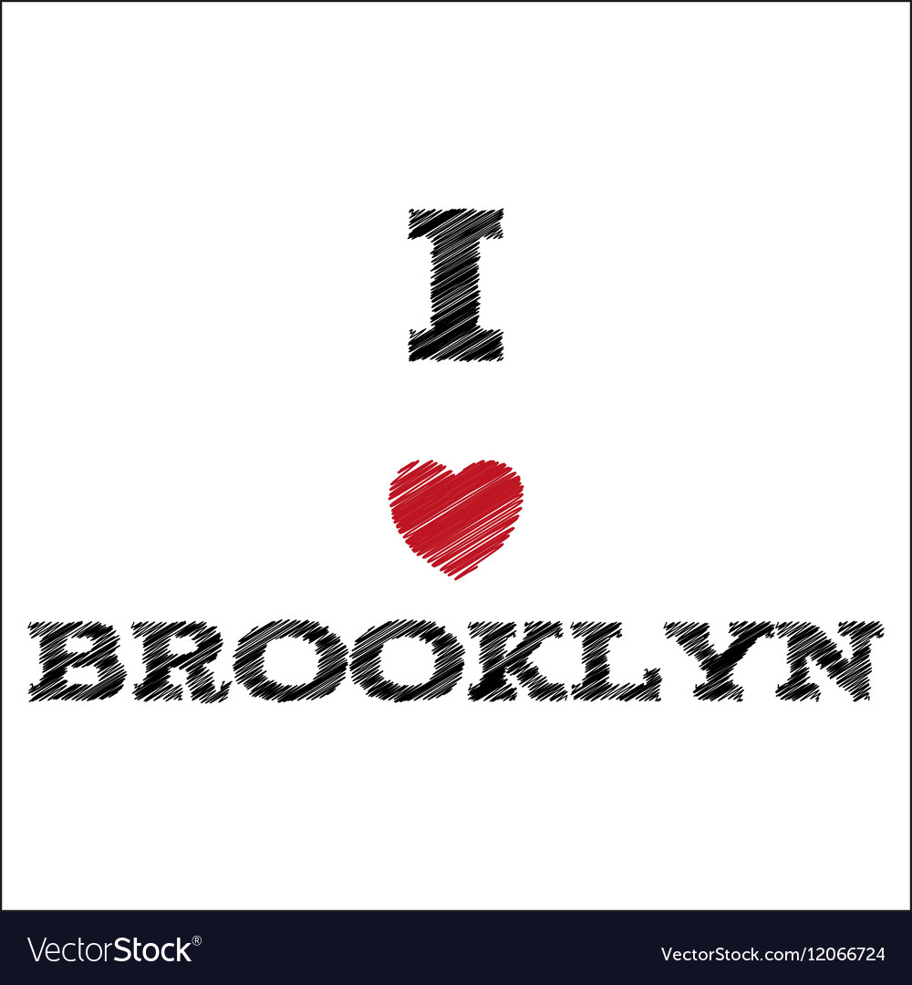 0c348ce2c Brooklyn & Love Vector Images (27)