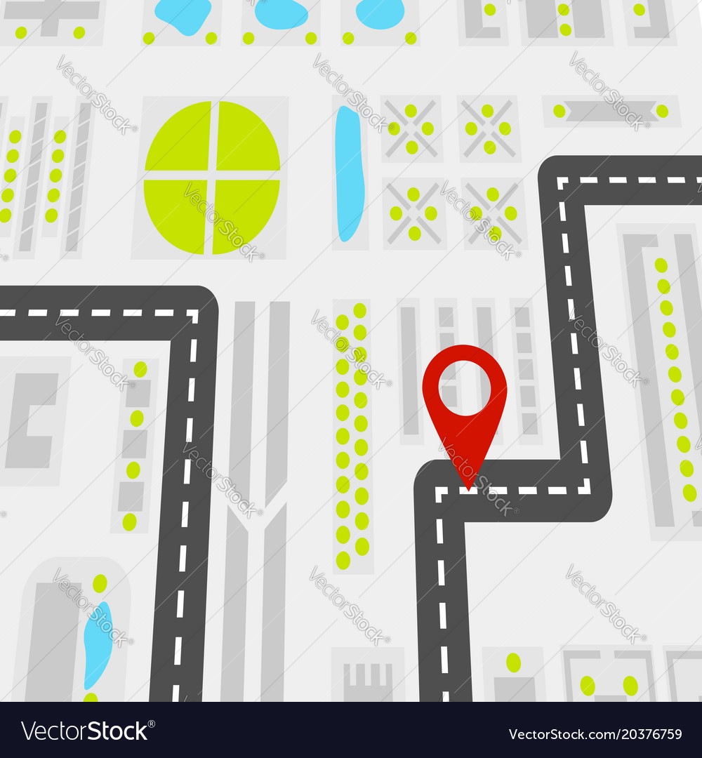 Abstract navigation concept