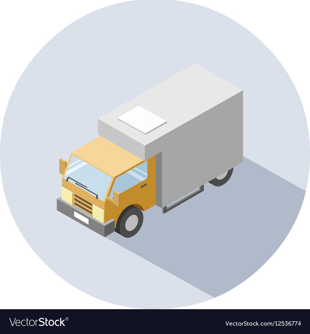 Isometric of Truck