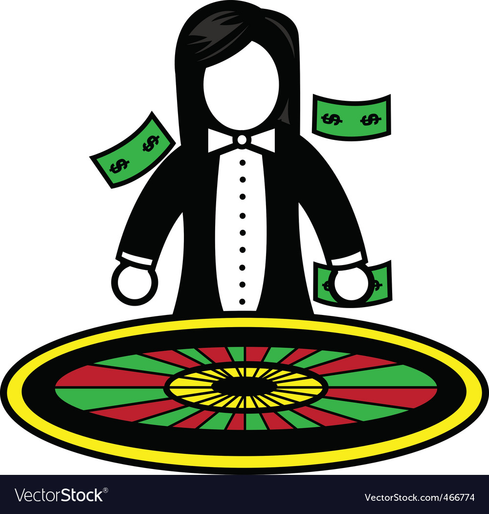 Roulette dealer name