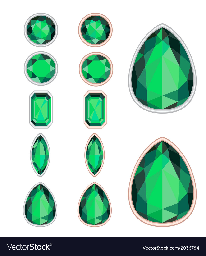 cut yellow product gold earrings emeralds modern home emerald in