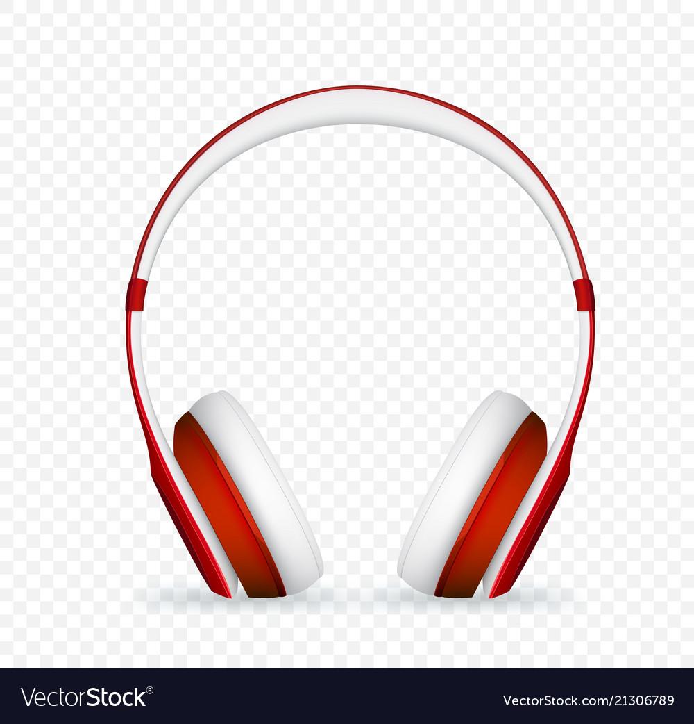 Realistic headphone