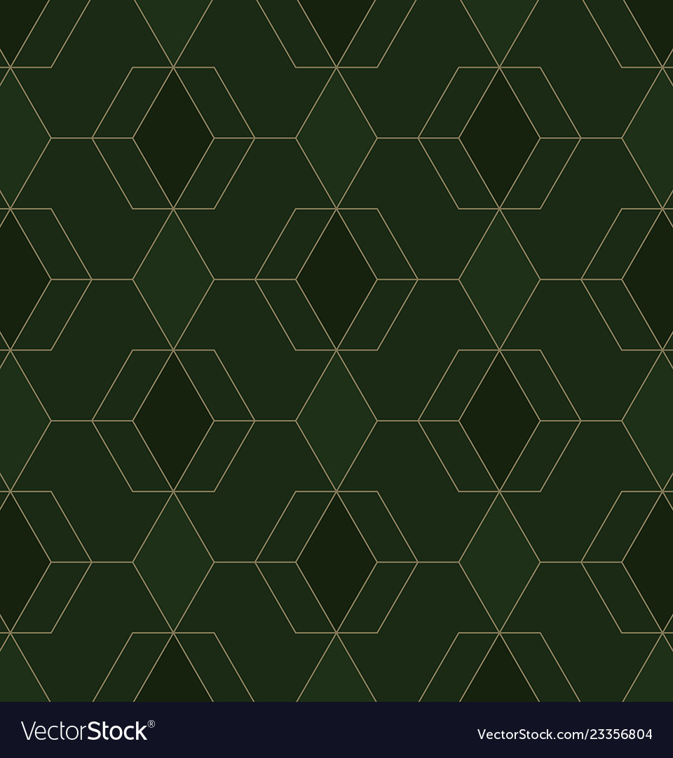Abstract geometric pattern with lines on dark