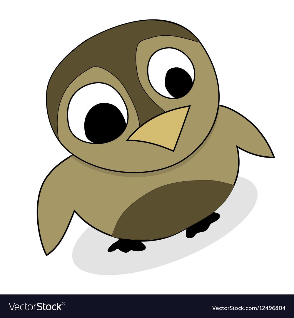 Owlet cute animal