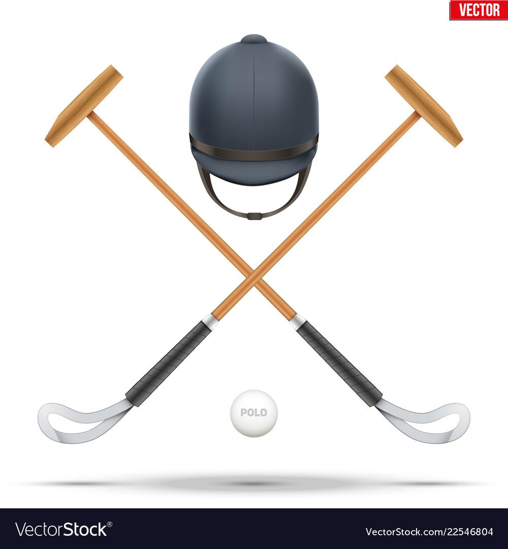 Polo game symbol