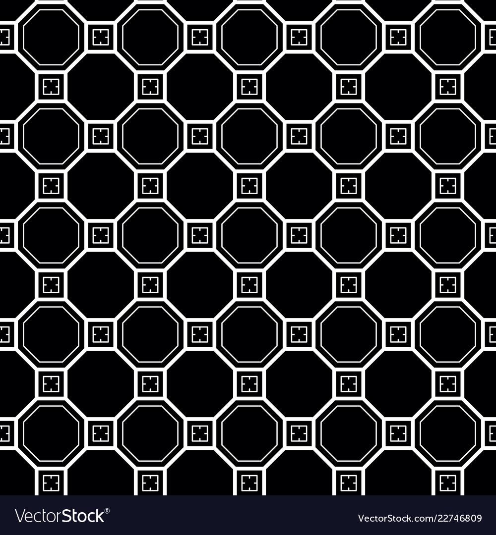 Seamless geometric pattern classic chinese